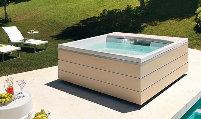 Vasche idromassaggio vendita piscine agrigento for Vasche pesci da giardino